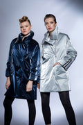 Giamor Design Waterproof Lightly Padded Ladies Raincoat