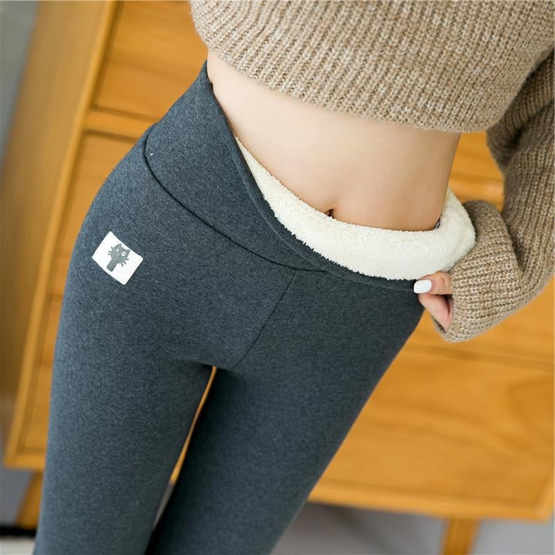 Winter Christmas Sale! -Super thick cashmere Leggings