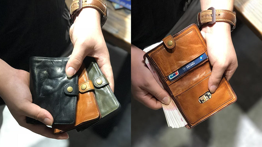 How to Pick The Right Men Wallet for Different Occasions?