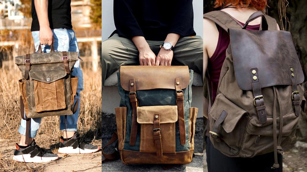 Top 30 Waxed Canvas Backpacks