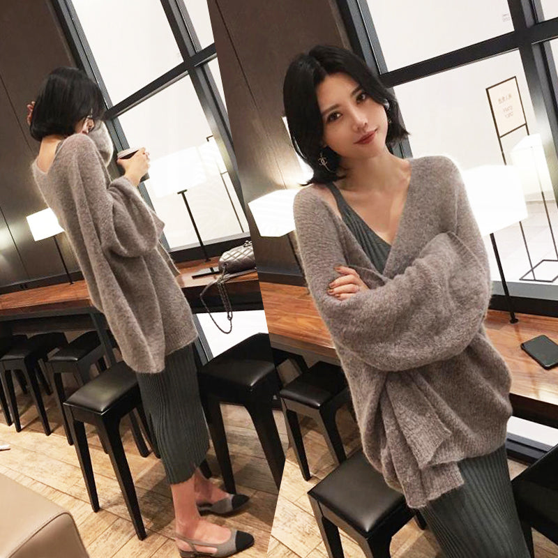10 Oversize Sweater Outfit Ideas for Fall 5