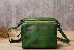 Handmade Leather purse shoulder bag for women leather crossbody bag