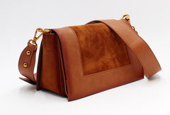 Genuine Leather Cute Fashion Purse Shoulder Bag for Women Leather Crossbody Bag