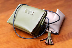 Stylish LEATHER WOMEN Mini SHOULDER BAG Small Crossbody Purses FOR WOMEN