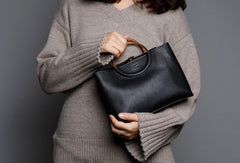 Genuine Leather Cute Handbag Crossbody Bag Shoulder Bag Women Leather Purse