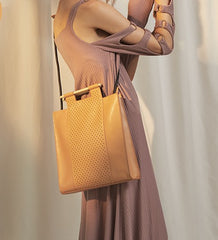 Stylish Leather Beige Large Womens Handbag Crossbody Bag Purse Shoulder Bag for Women