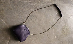 Cute LEATHER WOMEN Small Doctor Purse Chain SHOULDER BAG Purse FOR WOMEN