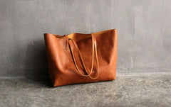 Fashion WOMENs LEATHER Large Tote Bag Totes Shoulder Purse FOR WOMEN