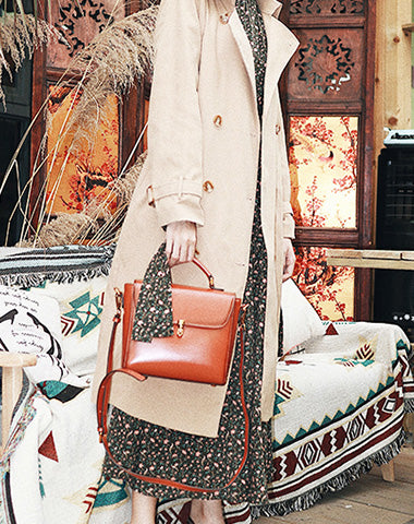 Stylish LEATHER WOMEN Handbag Purse SHOULDER BAG FOR WOMEN