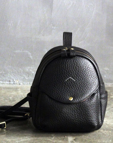 898d29325 Fashion LEATHER Mini WOMEN Backpack Purse Small Cute Backpack FOR WOME