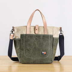 Canvas Leather Mens Womens 13