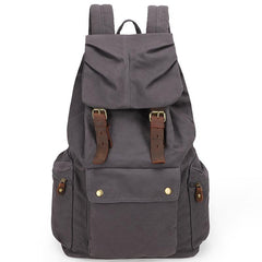 Canvas Leather Women Mens 14