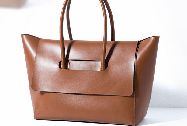 eab7a917a71c Genuine Leather handbag shoulder bag large tote for women leather shop