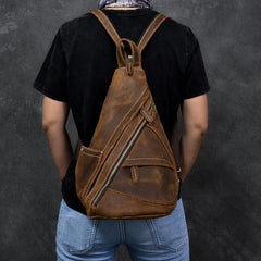 Vintage Leather Mens 16