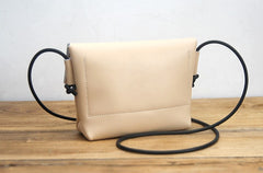 Cute LEATHER WOMEN Mini SHOULDER BAG Stylish Small Crossbody Purse FOR WOMEN