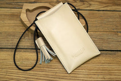 Cute LEATHER WOMEN Cell Phone SHOULDER BAG Small Crossbody Purses FOR WOMEN