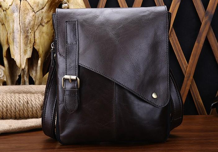 0f37114da729 Next.  79.00 79.00. Overview  Design  Cool Leather Mens Small Side Bag  Messenger Bag Shoulder Bag for Men