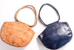 Handmade Genuine Cute Fashion Leather Handbag Bag Shoulder Bag Purse For Women