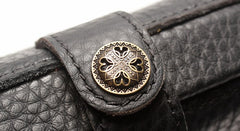 Vintage LEATHER WOMEN Small Doctor Purse Chain SHOULDER BAG Purses FOR WOMEN
