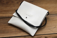Cute LEATHER WOMEN Slim SHOULDER BAG Stylish Crossbody Purse FOR WOMEN