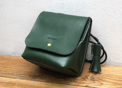 Cute LEATHER WOMEN Square SHOULDER BAG Mini Crossbody Purses FOR WOMEN