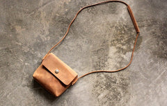 Cute LEATHER WOMEN Small Vintage Crossbody Purse SHOULDER BAG Purse FOR WOMEN