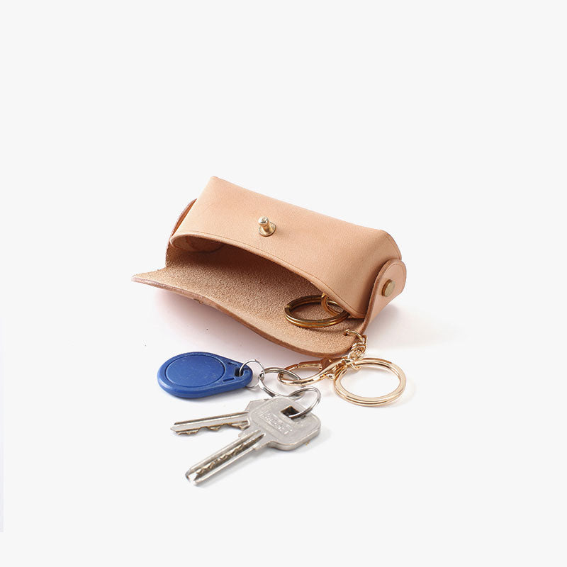 Cute Leather Womens Small Change Wallet Key Holder Coin Holder Change Holder for Women