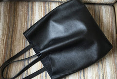 Genuine Leather Bag Handmade Tote Bag Shoulder Bag Handbag For Women