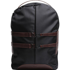 Fashion OXFORD CLOTH PVC Blue Men's Fashion Backpack Travel Backpack Computer Backpack For Men
