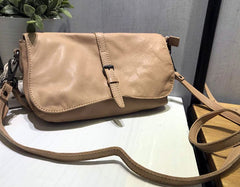 Handmade WOMENs LEATHER Messenger Shoulder Bag Vintage Crossbody Purse FOR WOMEN