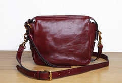 Genuine Leather Cute Crossbody Bag Shoulder Bag Women Girl Fashion Leather Purse