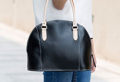 Handmade Leather handbag shoulder bag purse for women leather shoulder bag
