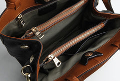 Genuine Leather Handbag Shopper Bag Crossbody Bag Shoulder Bag Purse For Women