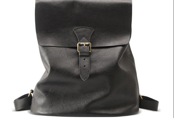 Stylish Leather Cute Womens Backpack School Backpack Vintage Backpack for Women