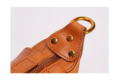 Handmade Leather Purse Bag Handbag Shoulder Bag for Women Leather Shopper Bag