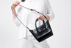 Genuine Leather handbag shoulder bag large tote for women leather shopper bag