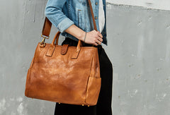 Fashion Womens Leather Large Handbag Shoulder Bag Purse For Women