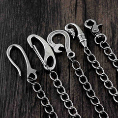 Cool Metal Mens Wallet Chains Pants Chain jeans chain jean chain Biker Wallet Chain For Men