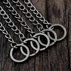 Cool Metal Mens Wallet Chains Pants Chain Jean Chains Biker Wallet Chain For Men