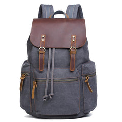 Canvas Leather Women Mens 16