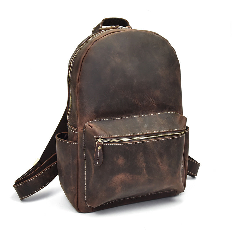 e49bde09c401 Cool Leather Mens Backpacks Vintage School Backpacks Travel Backpack for Men.  SKU  FY03781157. Ask a Question or Check out FAQs of the item. Previous