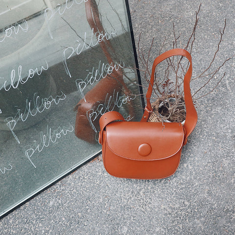 Cute LEATHER WOMEN SHOULDER BAG Crossbody Bag FOR WOMEN