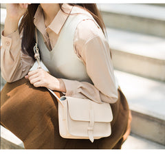 Cute LEATHER WOMENs SHOULDER Bag Crossbody BAG Purses FOR WOMEN