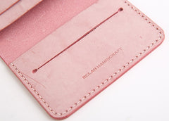 Cute Leather Womens Card Wallet Card Holder Change Wallets for Women