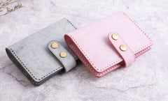 Cute Leather Womens Card Wallet Card Holder Multi Card Wallet for Women