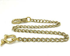 Fashion Pure Brass 18'' Wallet Chain Biker Wallet Chain Pants Chain for Men