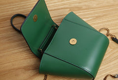 Genuine Leather Cute Crossbody Bag Clutch Wristlet Bag Shoulder Bag Women Leather Purse