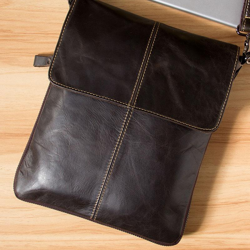 Ask a Question or Check out FAQs of the item.  69.00 69.00. No reviews.  Overview:. Design  Genuine Leather Mens Cool Small Shoulder Bag ... 26089f913eb80
