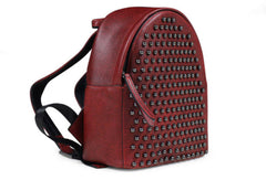 Stylish Leather Backpacks for Women leather bag Travel Backpacks for Women