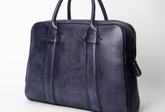 Handmade leather men messenger large vintage shoulder laptop bag vintage bag